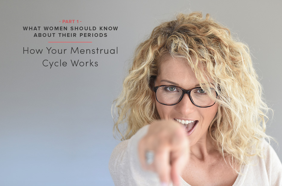 What Women Should Know about their menstrual cycle - Part 1
